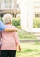 La dignità degli anziani